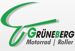 das Logo von Grüneberg Motorrad / Roller in Villingen